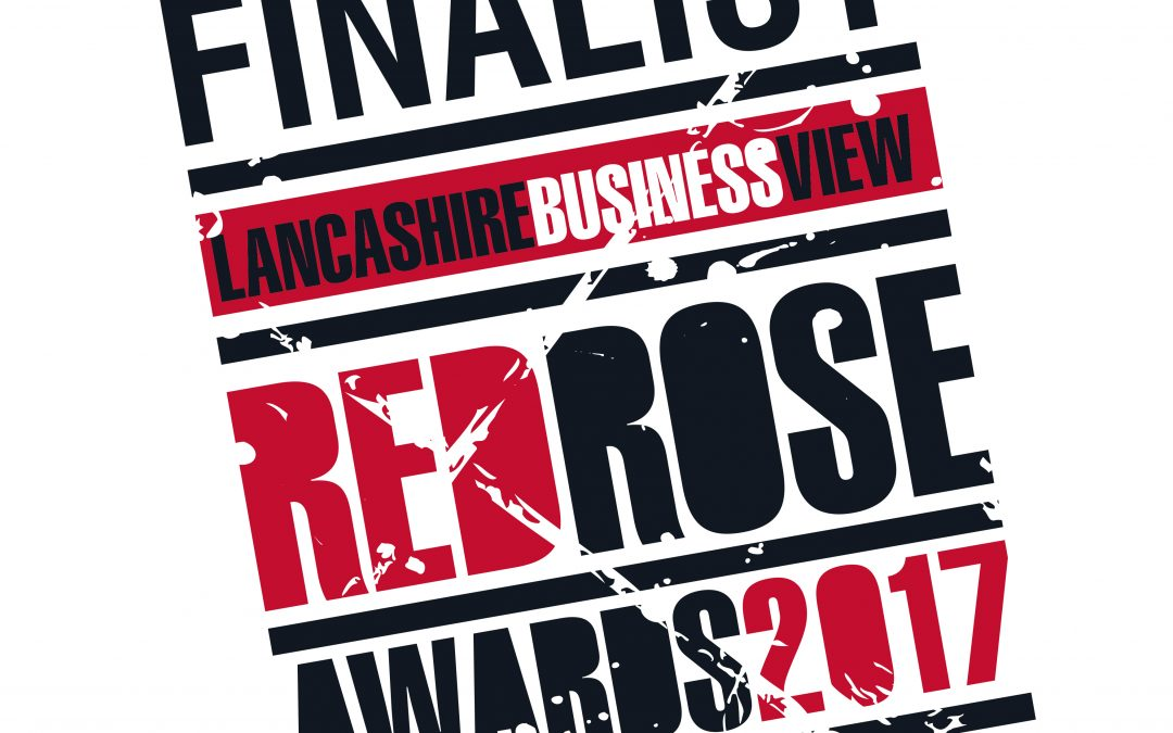 We are a Red Rose Awards finalist